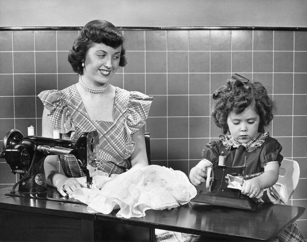 Daughter-Sewing-with-Mother (1)