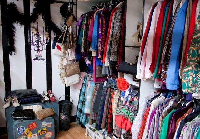 La ruta de la ropa usada en Santiago