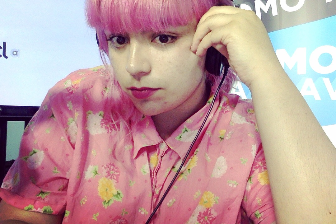 Chucha, cuánto rosado